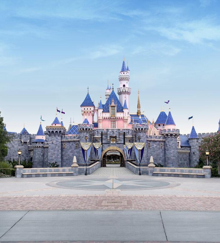 Disneyland Park Castle